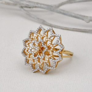 Daily Wear Diamond Ring