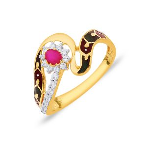 Colour Stone Ring