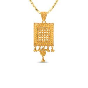 Gold Pendant