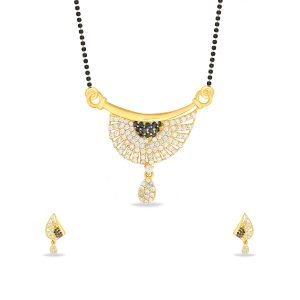 Mangalsutra Pendant And Set
