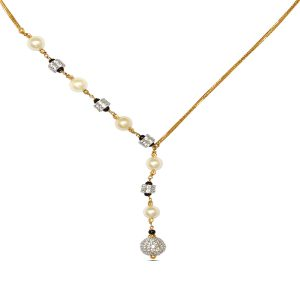 Pearl Gold Mangalsutras
