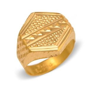 Men Traditional Ring