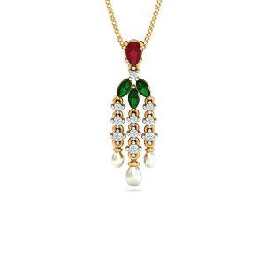 Party Ware Diamond Pendant