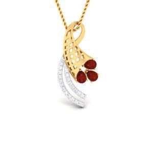 Diamond Gold Pendant