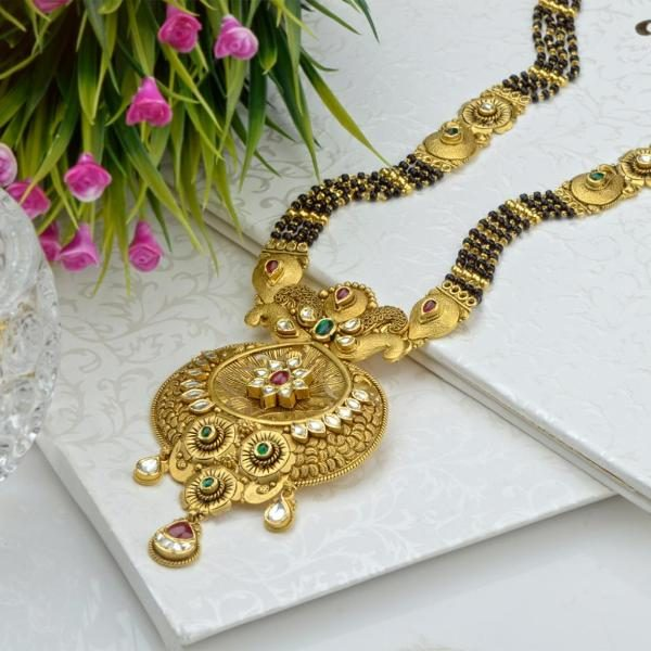 Traditional Gold Mangalsutras