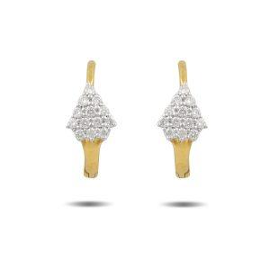 Hoops Gold Earrings